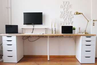 Stylishe Ikea Hacks Fr Dein Homeoffice
