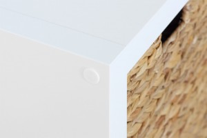 PROPP Schraubenkappe Ikea Kallax rechte Ecke