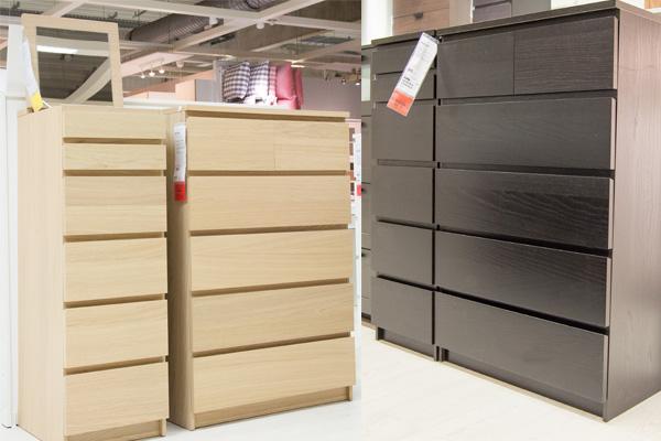 Kommode schmal ikea  Deswegen brauchst du die Ikea Malm Kommode in deinem Zuhause | New ...