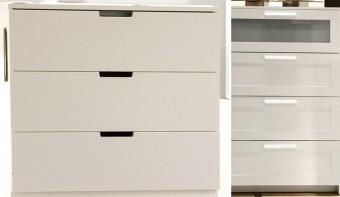 IKEA-Kommoden-Check: BRIMNES und NORDLI – zeitlos schick