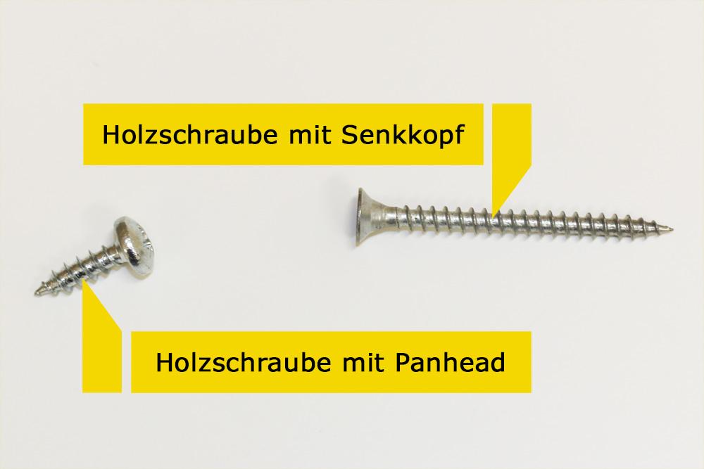 Holzschrauben_mit_Senkkopf_und_Panhead