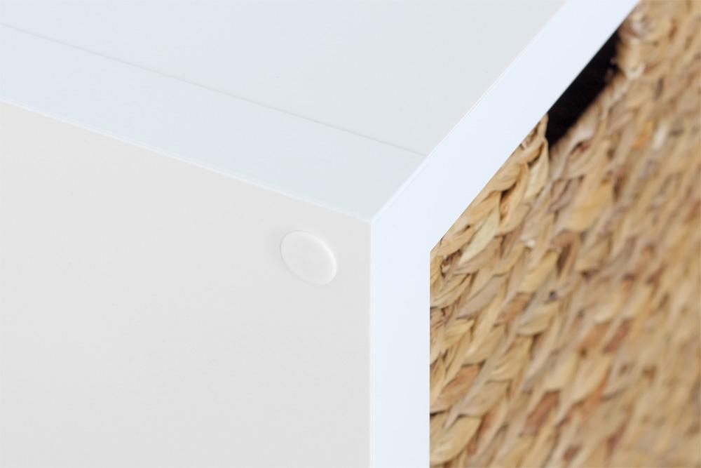 propp schrauben kappe f r ikea kallax regale new swedish design. Black Bedroom Furniture Sets. Home Design Ideas