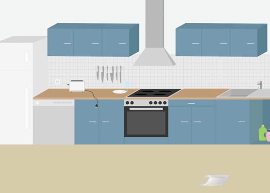 Mit Einfachen Mitteln Die Küche Kindersicher Machen