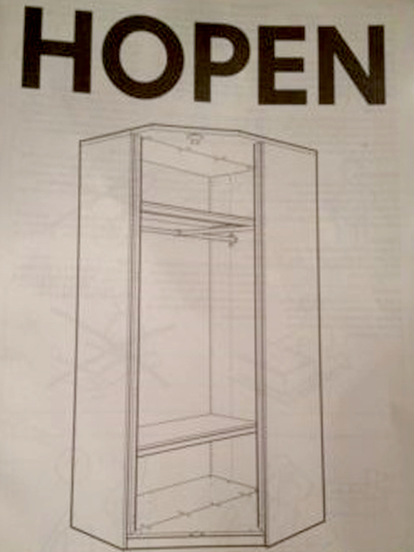 Charming Eck Schlafzimmer Schrank Ikea #7: Ikea_hopen_broschure