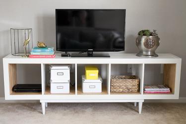 7 ikea hacks f r dein expedit regal new swedish design. Black Bedroom Furniture Sets. Home Design Ideas