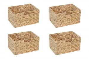 4er Set Körbe für Ikea Regal Billy