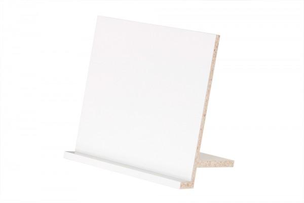 Kallax Regal Prospektständer in weiß