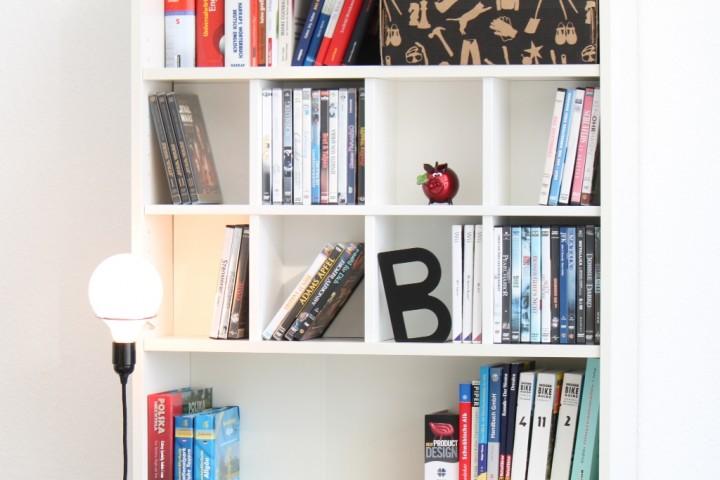 Ikea Cd Aufbewahrung dvds und cds aufbewahren im ikea kallax regal design