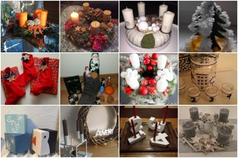 Weihnachten im DIY - Style! 50 Euro für deine kreative Adventsidee