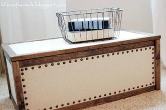DIY: So pimpst du deine schlichten Storage Boxen