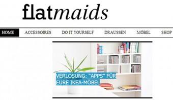 Flatmaids - Blogbeitrag zur Entstehungsgeschichte von New Swedish Design
