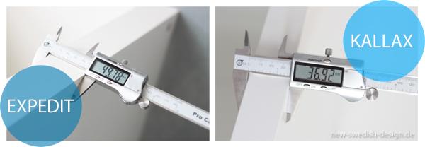 Ikea kallax schreibtisch maße  Diese Ikea Expedit Neuerungen solltest du wissen | New Swedish Design