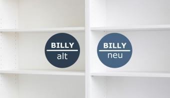 Das Billy Regal ist tot - es lebe das Billy Regal!