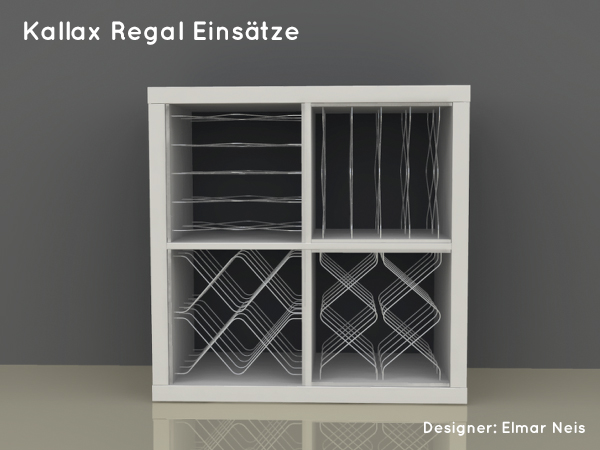 Regal ikea kallax  Pimp Ideen für dein Kallax Regal | New Swedish Design