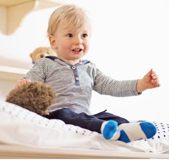 kindersichere wohnung ratgeber | new swedish design, Schlafzimmer design