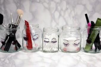 Aufbewahrungsmöglichkeiten für dein Make-up