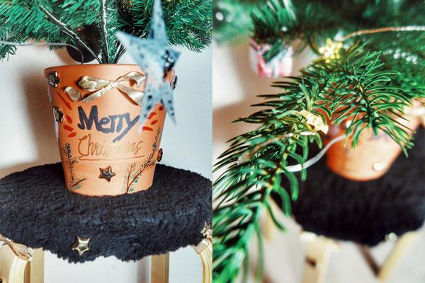 einfache diy anleitung f r deinen weihnachtsbaum hocker. Black Bedroom Furniture Sets. Home Design Ideas