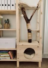 Kratzbaum Ikea selber bauen