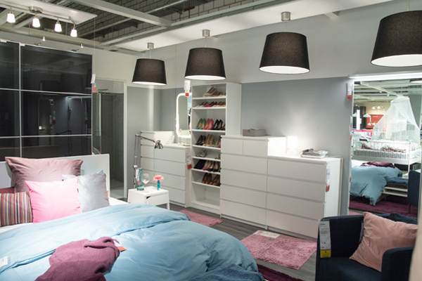 ikea schlafzimmer malm. Black Bedroom Furniture Sets. Home Design Ideas