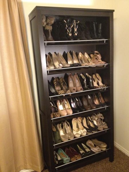 So Bewahrst Du Platzsparend Deine Schuhe In Ikea Mobeln Auf New