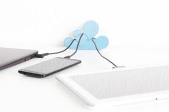 TORDÖN: Kabelhalterung für Galant und Bekant Schreibtische