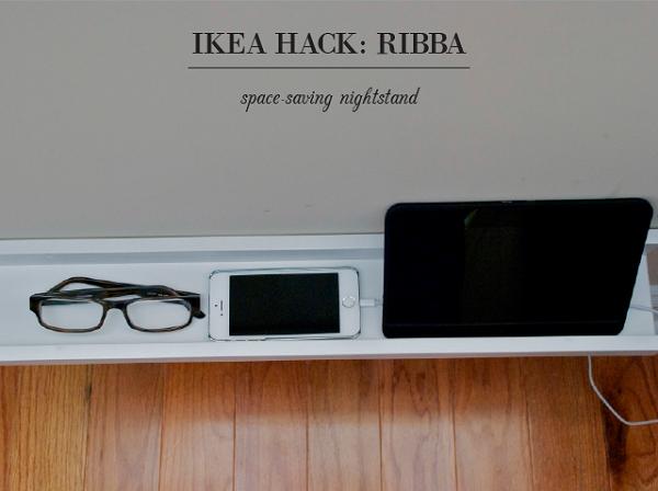 Coole Hacks für dein Ikea Ribba Regal | New Swedish Design