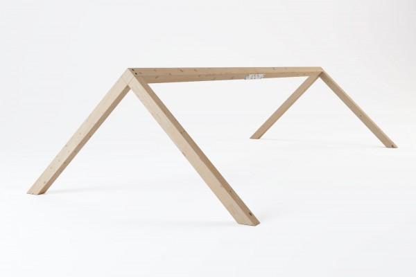 Ikea Kura Dach für Hausbett