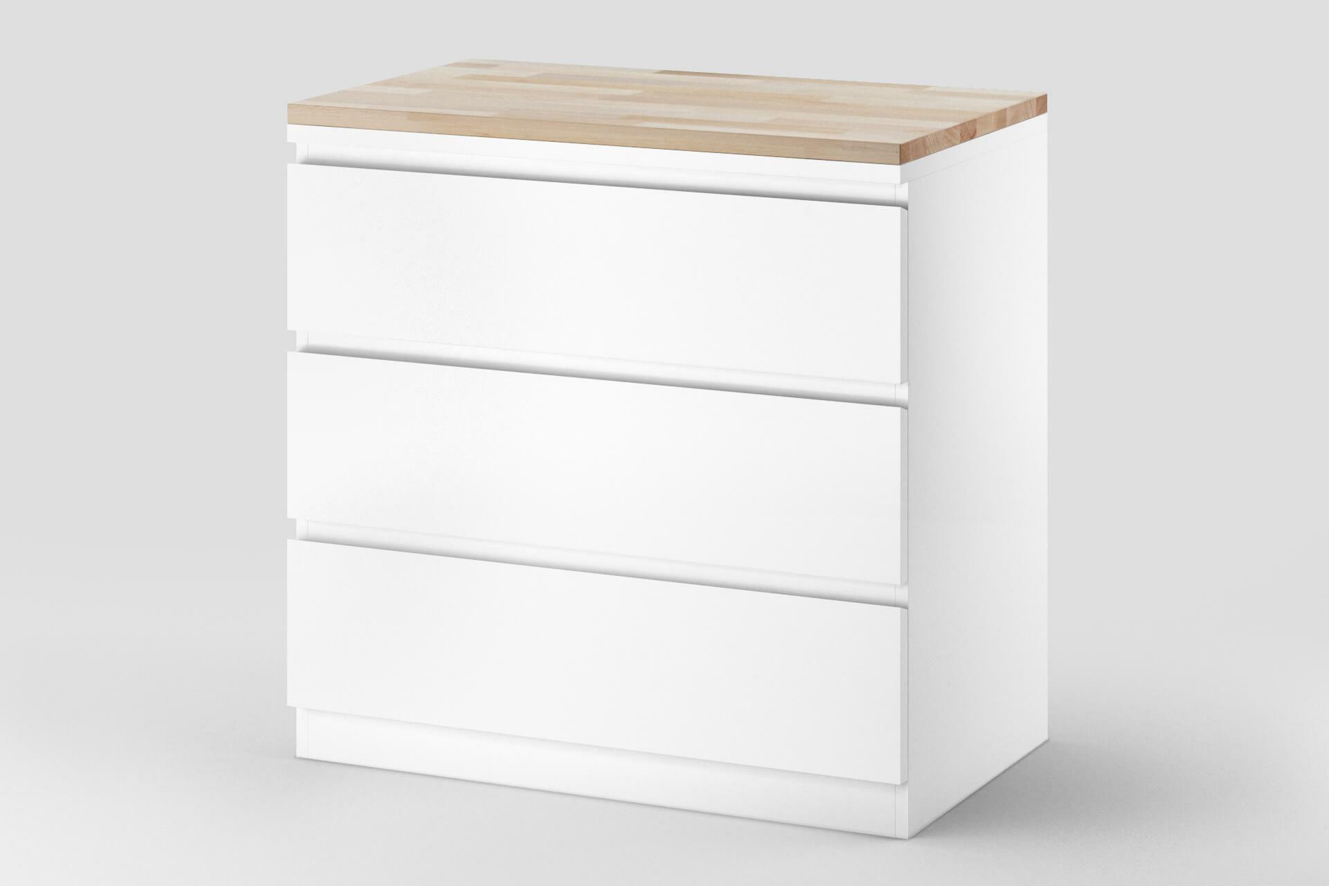 Ikea-Malm-Hack-Malm-Holzplatte