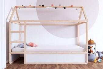 Dach Ikea Kura Kinderbett