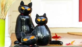 Schaurig-gruselige Halloween-DIYs