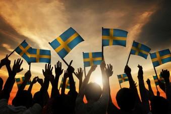 IKEA feiert Midsommar