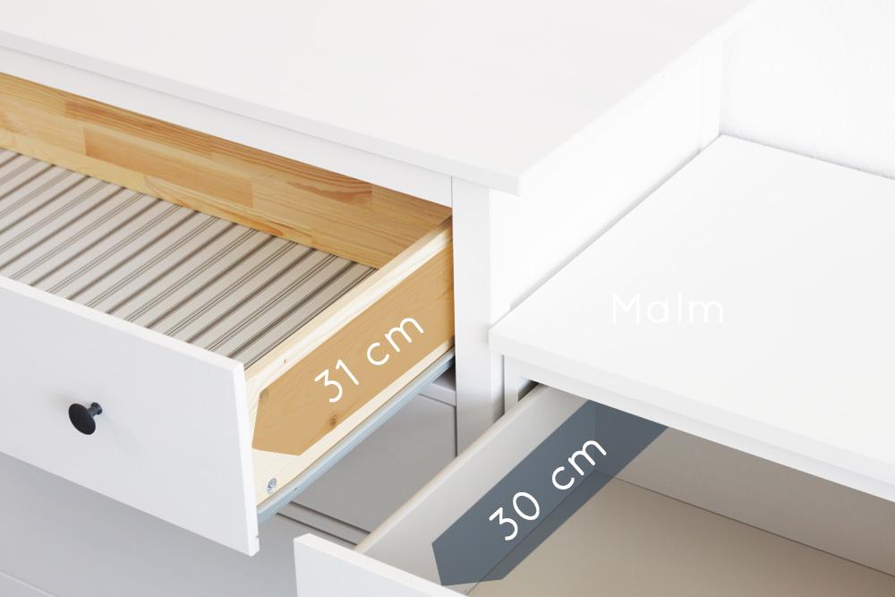 Malm Oder Hemnes Welche Ikea Kommode Passt Zu Dir New Swedish