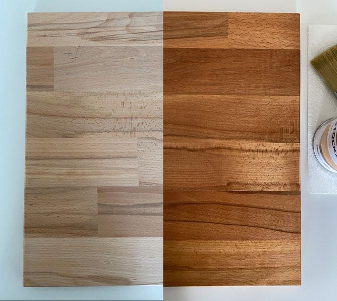 Kallax-Holzplatte-geoelt
