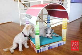 Ein neuer Schlafplatz für dein Haustier - Ikea Lack Tisch mal anders