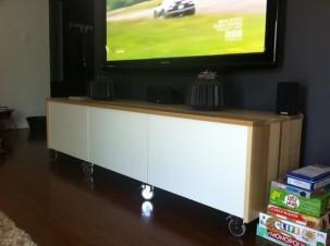 Ikea Besta pimpen leicht gemacht