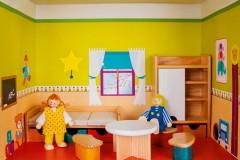 Puppenstube für Ikea Expedit Regal
