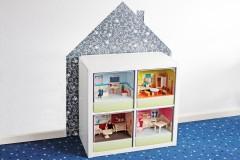 Expedit Regal von Ikea als Puppenhaus