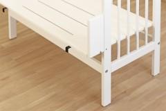 Höhenverstellbares Beistellbett für Ikea Malm
