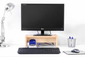 Monitorständer für Galant Schreibtisch