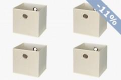 Ikea Expedit Aufbewahrung / 4er-Set