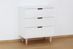 die ikea nordli kommode hebt ab new swedish design. Black Bedroom Furniture Sets. Home Design Ideas
