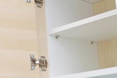 Kallax Tür Zwischenfach im Detail